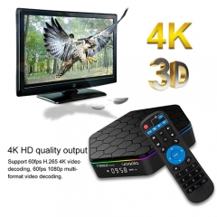 YAGALA T95Z Plus Android TV Box 3GB RAM/32GB ROM Android 7 1 Amlogic S912  Smart TV BOX Octa Core 4K HD Dual Band WiFi 2 4GHz/5GHz Bluetooth 4 0